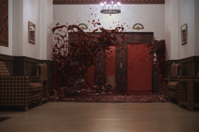 How Much Blood Would Fill the Elevator Hallway in The ...
