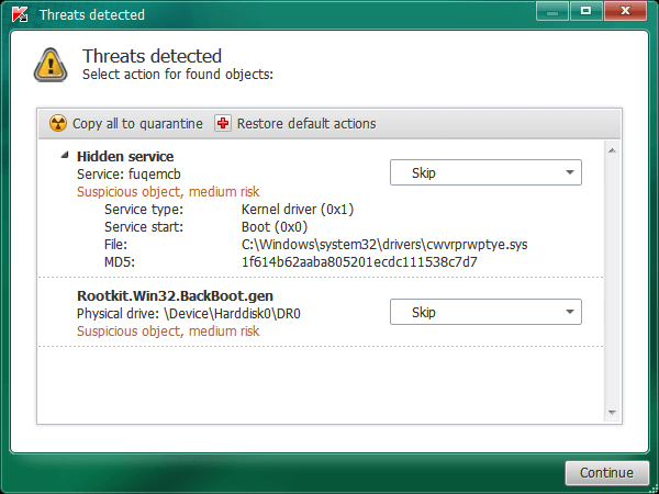 A great malware removal guide from Heimdal Security | So Long, and