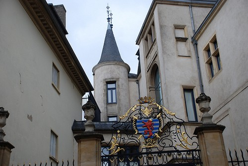 Armor of Luxembourg City