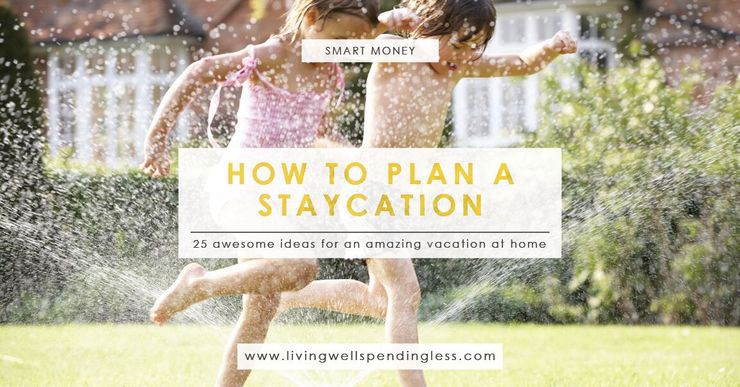 How to plan a staycation horizontal