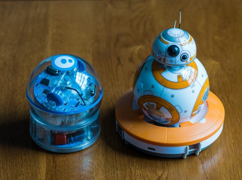 Sprk+ and BB-8