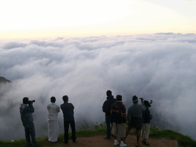 Top Station in Munnar