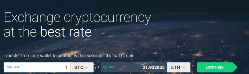 Changelly exchange - instant cryptocurrency exchange in depth review changelly vs shapeshift