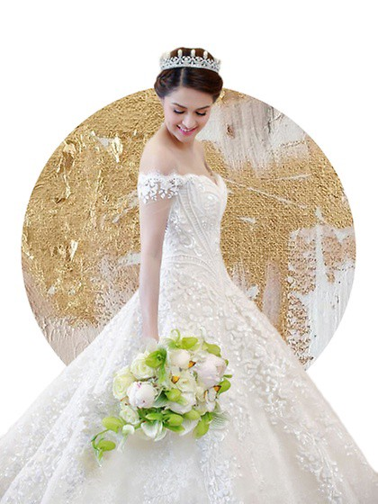 The Bride And The Dress 6 Celebrity Wedding Gowns To Love