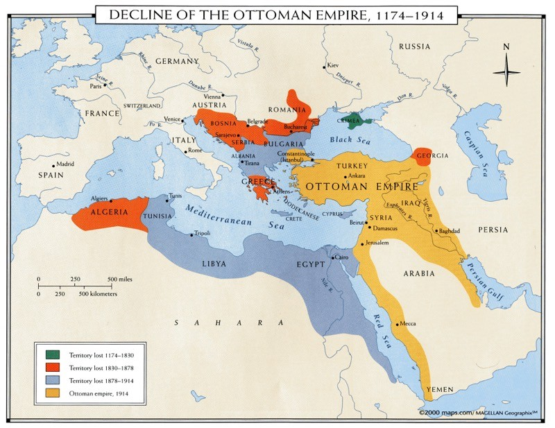 When the end of growth is not the beginning of decline somehow the ottoman empire which began in 1299 was declining before it even existed its also mildly amusing that in 650 years of history the ottomans gumiabroncs Gallery