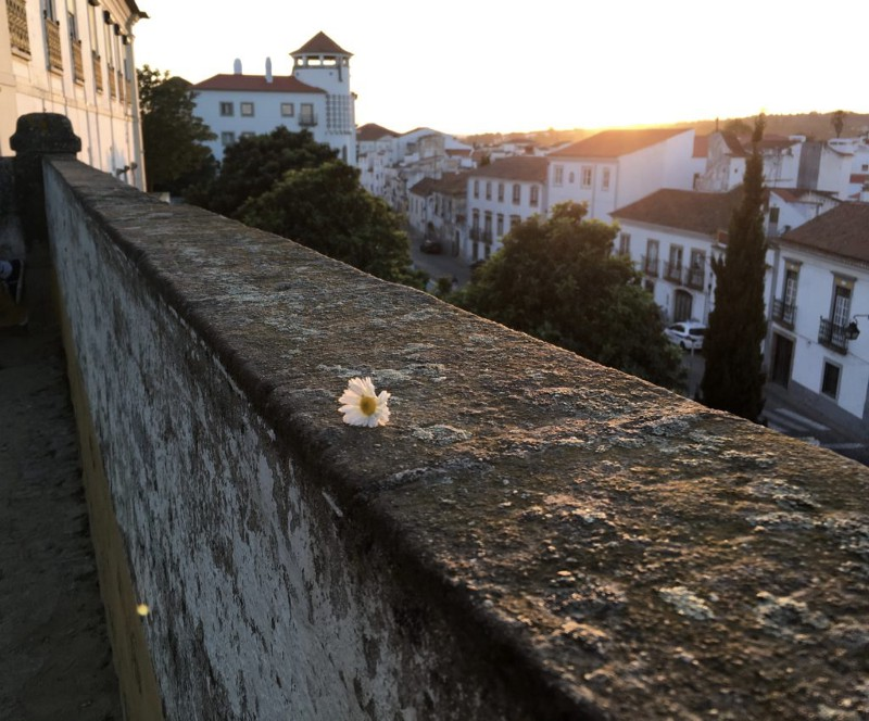 solo travel, sunsets, Portugal, woman alone