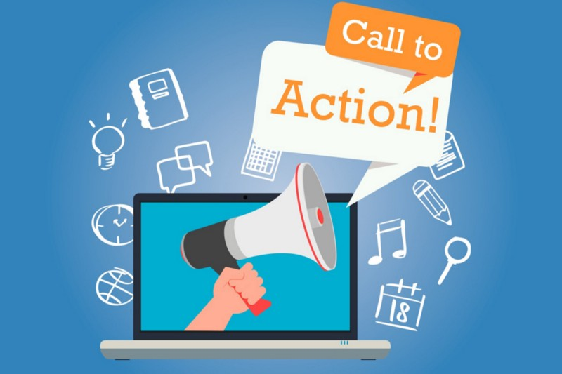 Use a Compelling Call to Action