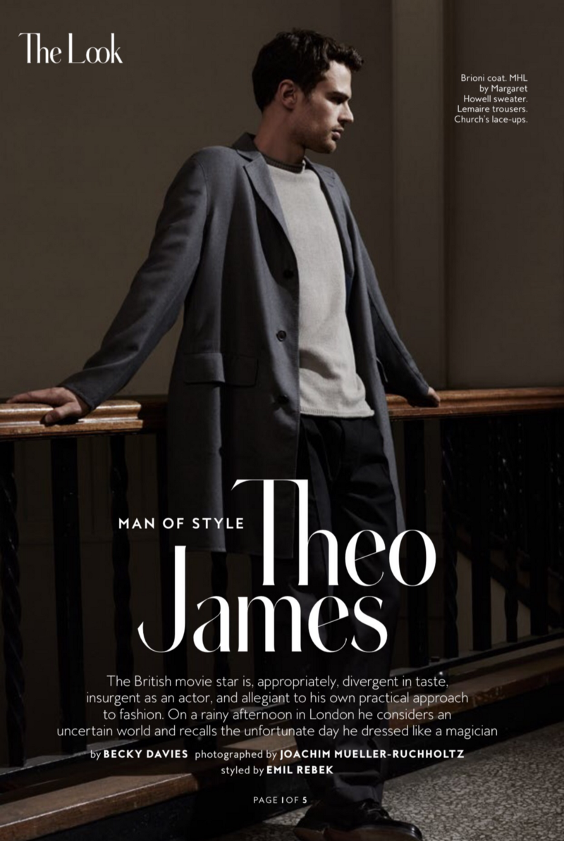 Theo James On Instyle Magazine March 2016 Scans  Interview-7758