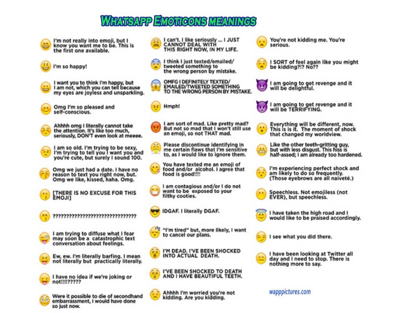 what does 9 to 1 odds meanings of emoji