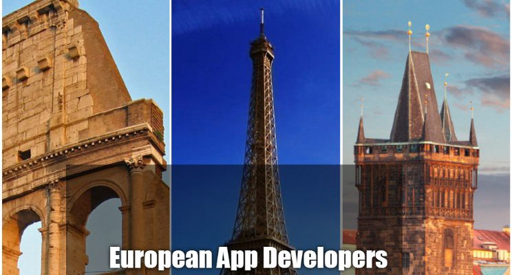 Top Mobile App Developers List from London - Magazine cover