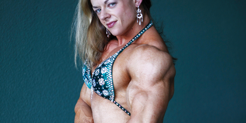 female bodybuilder escort