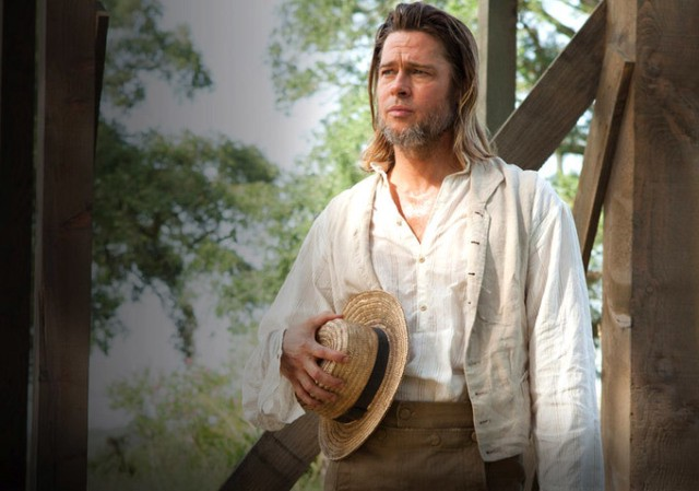 Image result for brad pitt 12 years a slave
