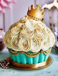 A Nice and Huge Diwali Cup Cake