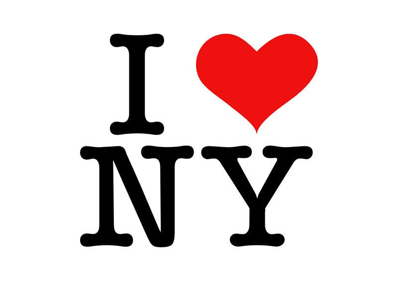 The I Love New York Logo Is An Iconic Widely Imitated Tourism Symbol