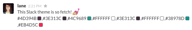Slack-Automatic-color-previews-when-you-type-hex-code