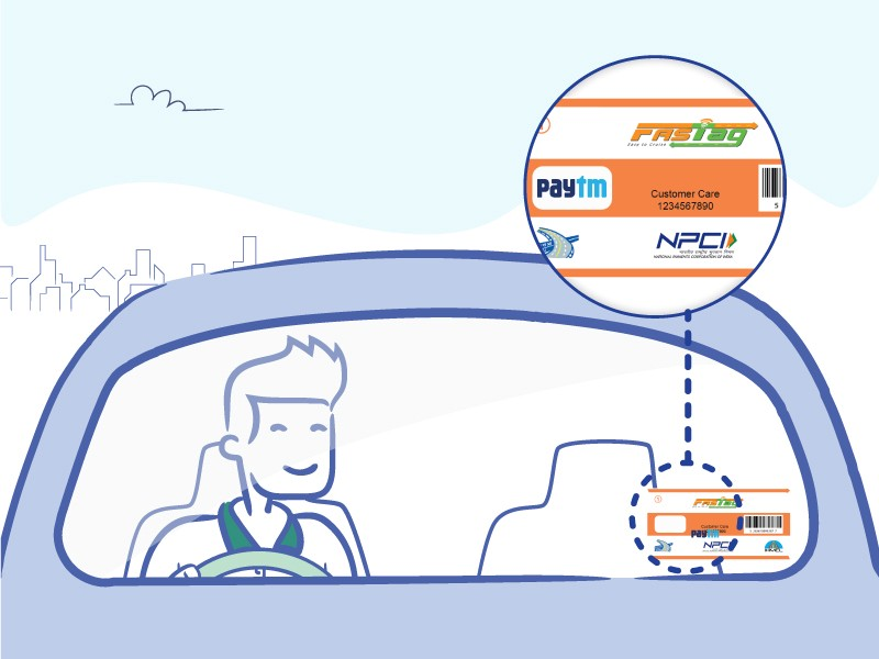 Introducing Paytm Fastag The End Of Travel Delays Paytm Blog