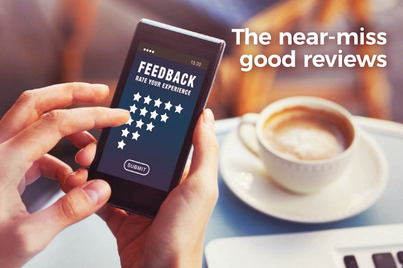 How to Deal with Bad Guest Reviews of Your VacationRental - Helot Company Inc.