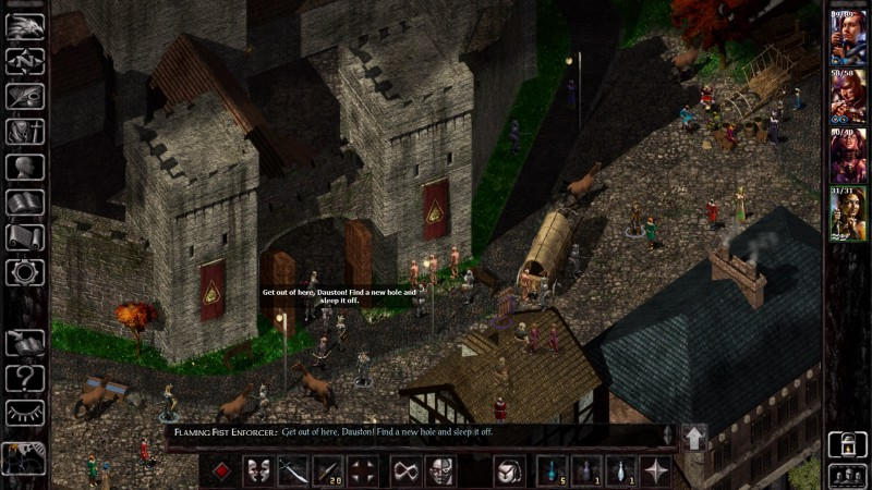 Baldur's Gate 2: Siege of Dragonspear