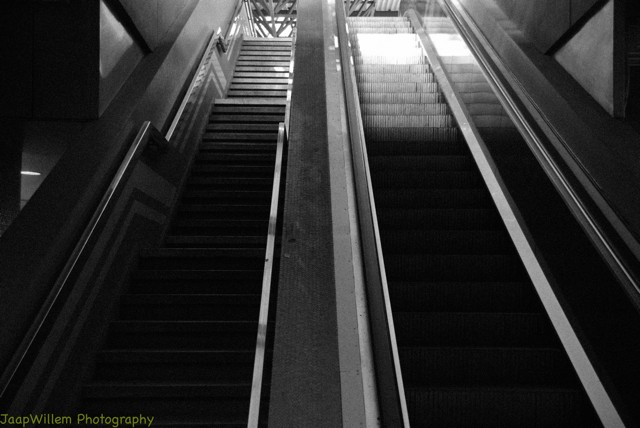 Two Way Staircase
