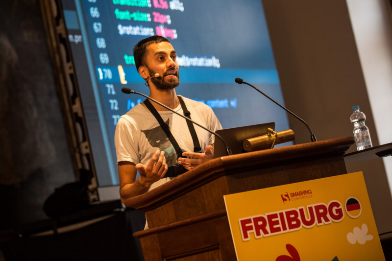 The Benefits of Speaking at Tech Conferences