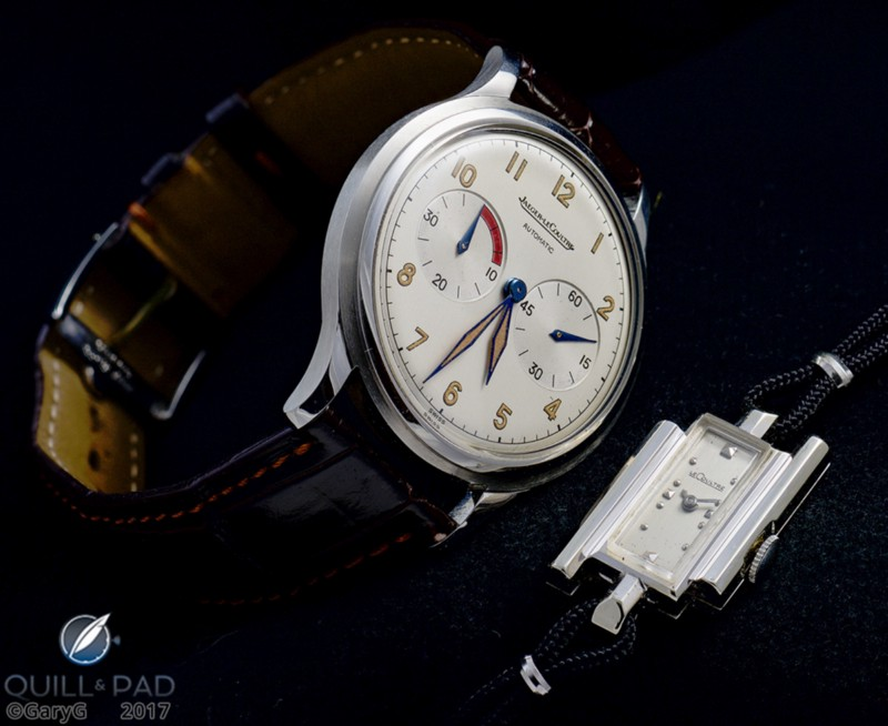His and hers: vintage LeCoultre watches