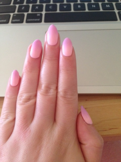 The Best Nails Are Long Pointy Nails
