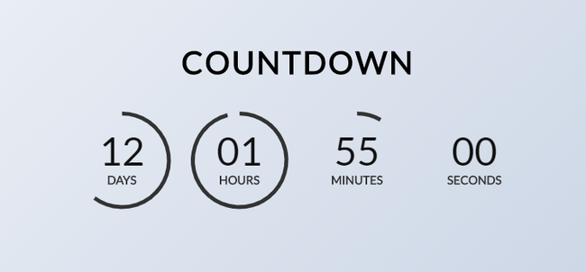 How to create a Countdown component using React & MomentJS