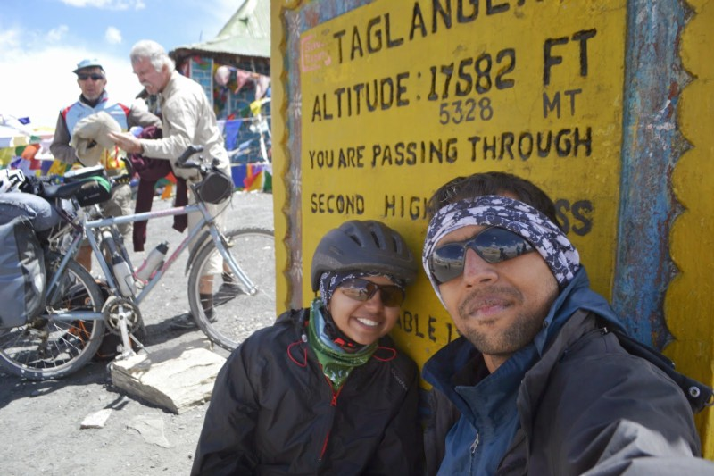 Second Highest Motorable Pass