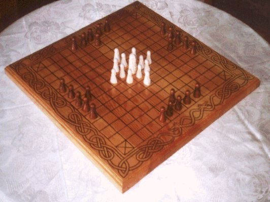 a history of chess in strategy and board games  origins of chess can be traced back from an ancient board game in india   accordingly, the ancient indian strategy board game chaturanga.