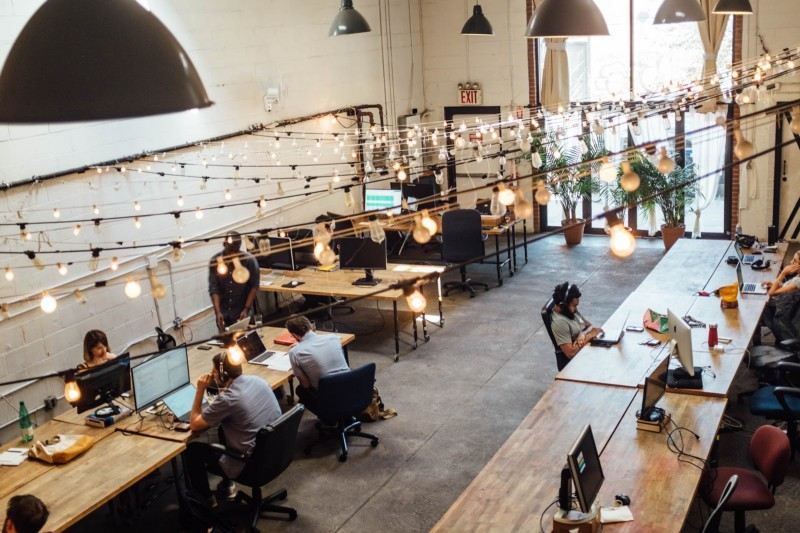 The Future of Marketplaces is Here - The 2020s & The Passion Economy - Co-working Space