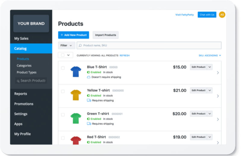 Shopify: The hassle-free store builder