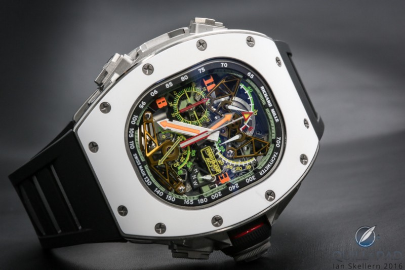 Richard Mille RM 50-02 Airbus ACJ Tourbilon Split-Seconds