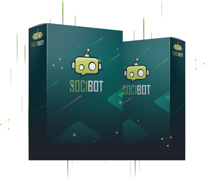 SociBot Review|Generate Instant Results+Embedded Offers!