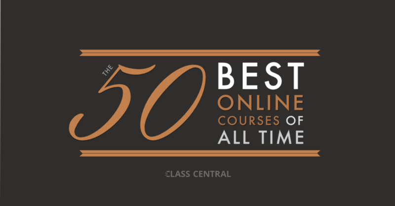 The 50 best free online university courses according to data