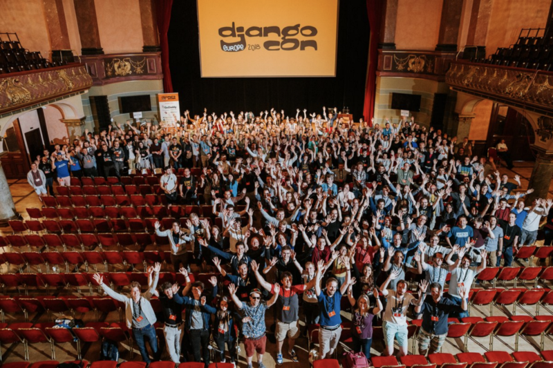 djangocon europe