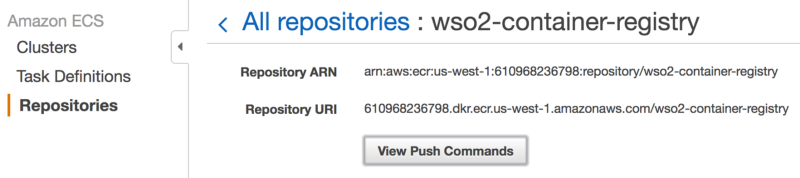 How to Deploy WSO2 API Manager on Amazon ECS - DZone Cloud