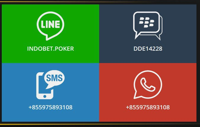 Agen Poker Online Terpercaya | Contact Indobet