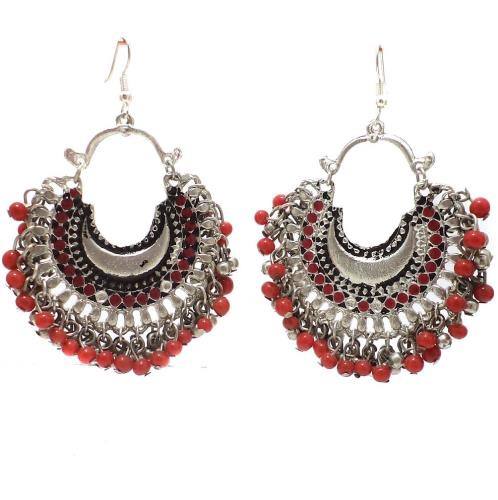 Fancy Earring Indian Jewellery beadsnfashion Medium