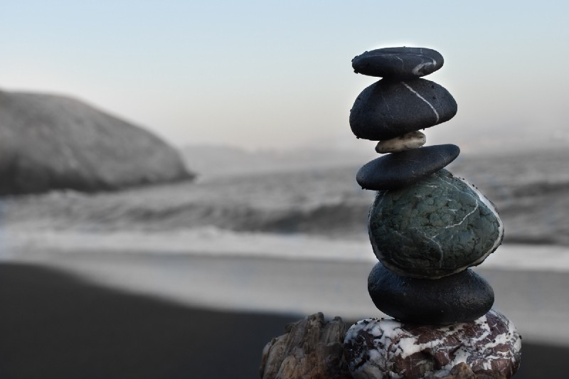 seek balance in your blog post writing