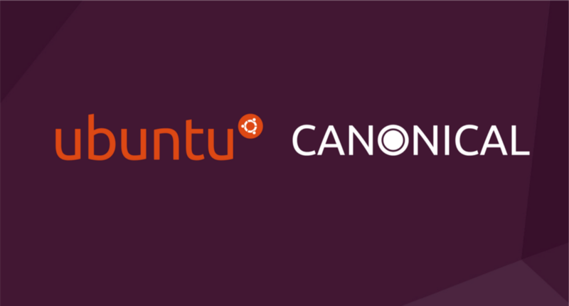logos for Ubuntu and Canonical