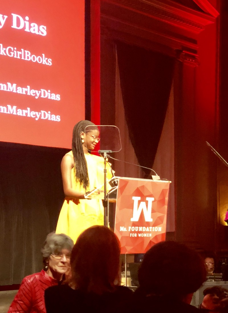 Marley Dias, the most amazing 13-year-old, founded #1000BlackGirlBooks when she was just 10.
