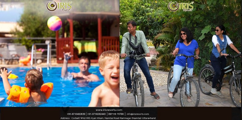 Know about IRIS resort for your enjoyable vacation