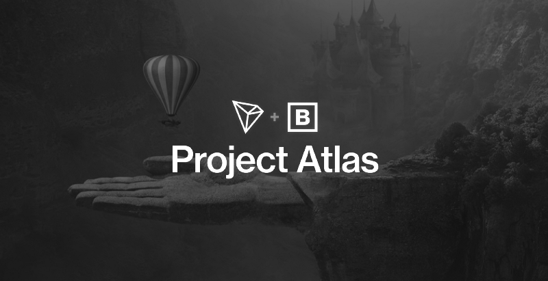 TRON + BitTorrent = Project Atlas