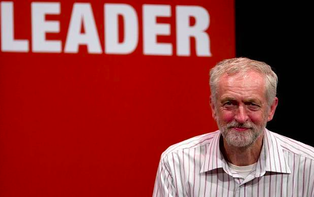 Jeremy Corbyn won the Labour leadership. Get used to it. It's called [democracy](https://en.wikipedia.org/wiki/Democracy).