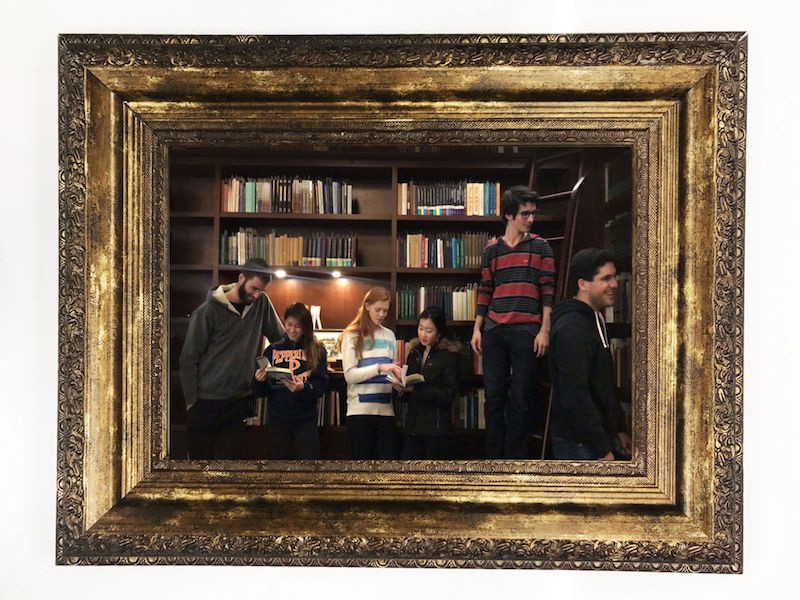 A Harry Potter-Themed Moving Picture Frame – Hackster Blog