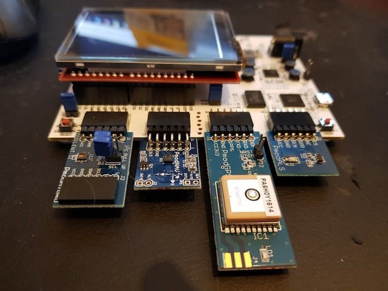 - 1 0RPURRayM1K9 VsLKdiMww - Hackster's Handpicked Projects of the Week