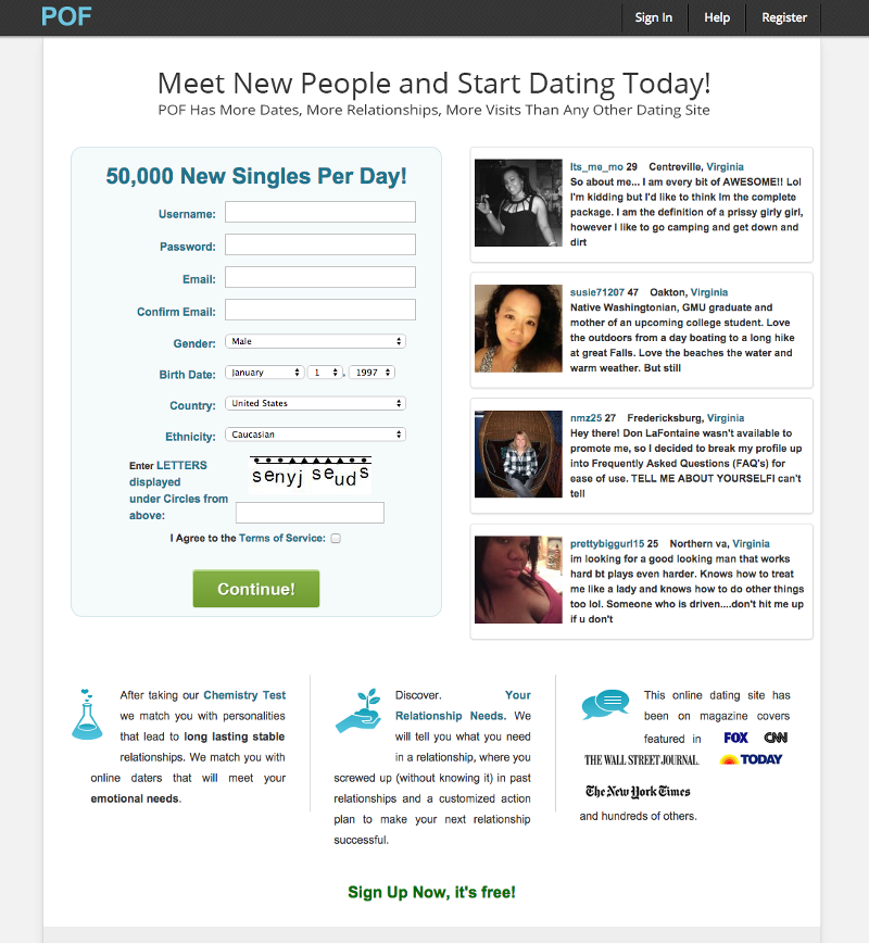 Search name for dating sites