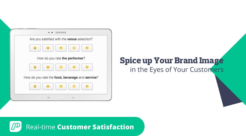 Spice up Your Brand Image in the Eyes of Your Customers
