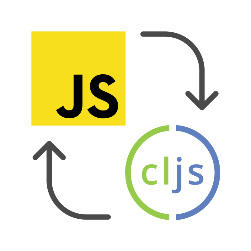 A visual overview of the similarities and differences between ClojureScript and JavaScript
