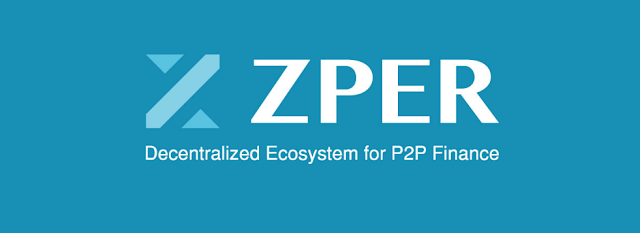 ZPER Decentralized Ecosystem For P2P Finance